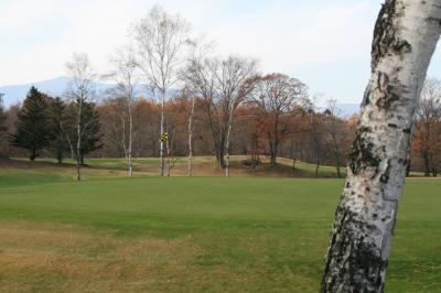 プリンスランドゴルフクラブ 2007年11月