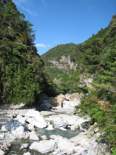 自然が最高★中津渓谷温泉