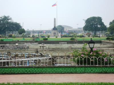 2007秋、フィリピン旅行記1(5):10月30日(4)マニラ・リサール公園