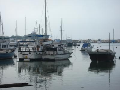 2007秋、フィリピン旅行記1(7):10月30日(6)マニラ・マニラ湾、マニラ市内、スコールで雨宿り
