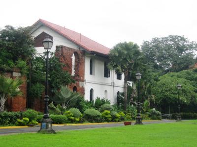 2007秋、フィリピン旅行記1(11):10月31日(4)マニラ・サンチャゴ要塞、リサール記念館