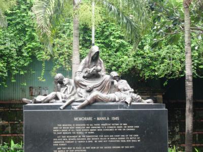 2007秋、フィリピン旅行記1(14):10月31日(7)マニラ:旧市街、サン・アグスティン教会