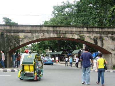 2007秋、フィリピン旅行記1(15):10月31日(8)マニラ・イントラムロス(壁の中の市)