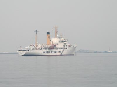 2007秋、フィリピン旅行記1(18):11月1日(2)マニラ・マニラ湾