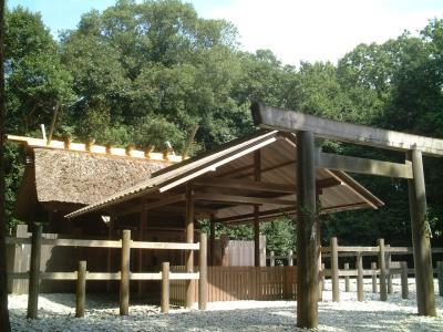 2007  (10) まわりゃんせの旅 倭姫宮