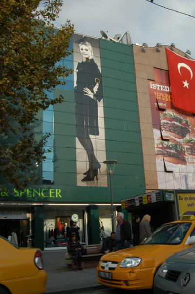 イスタンブール−ボスポラス大橋とアジア側(3)