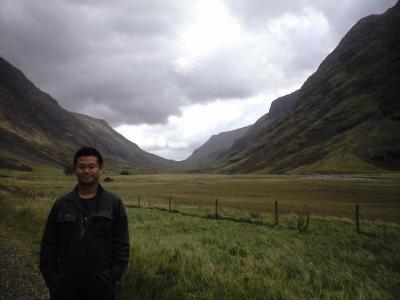 2007年・夏・イングランド~スコットランド5日目 午後