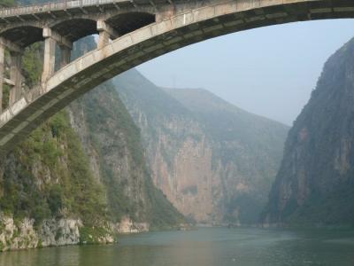 長江・小三峡