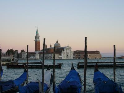 2007 VACANZA IN ITALIA Part2~(09)ヴェネツィア、運河と迷宮の街を歩く