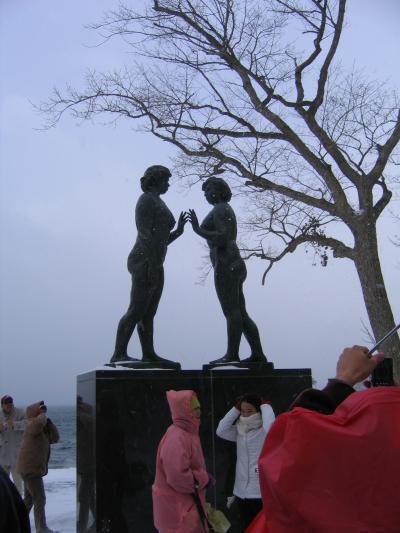 2007.11☆紅葉と初雪の東北ツアー<2日目>