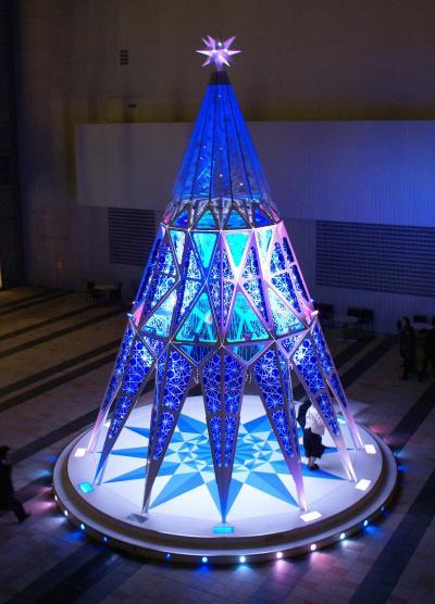 煌きのクリスマスイルミネーション~東京ミッドタウン