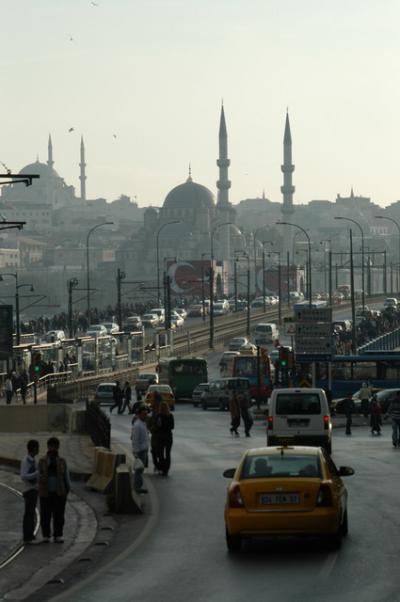 イスタンブールの日常(9)カラキョイ地区