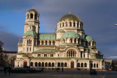 初冬のソフィア1日観光 (Sofia)