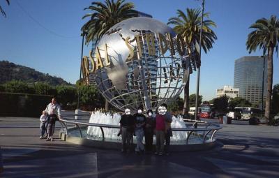 2001年ニューポートビーチ④4度目のUniversal Hollywood