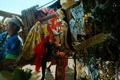 家浦八幡神社秋祭り 07年10月18日