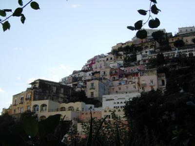 南イタリア  海岸線の美しき街々
