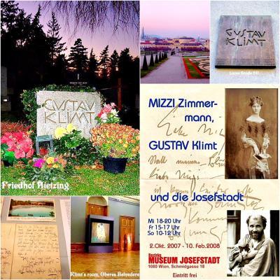 ■グスタフ・クリムト巡礼 Quest for Gustav Klimt 2 - Wien 2007