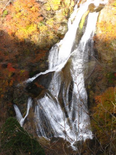日本の滝100選~霧降の滝~