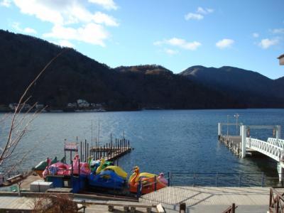 冬の日光へ~中禅寺湖・竜頭の滝編~