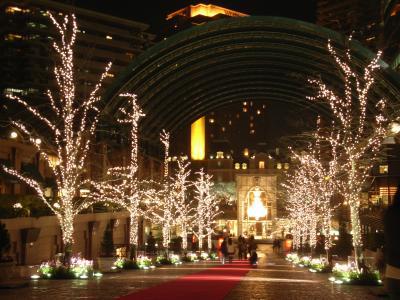 恵比寿 ガーデンプレイス クリスマスイルミネーション