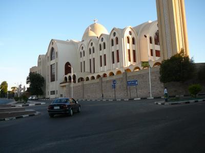 ふたりのエジプト8日間:アスワンのモスク