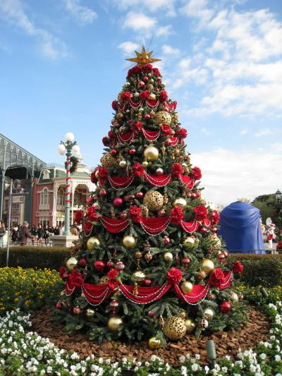 2007ディズニーランドのクリスマス