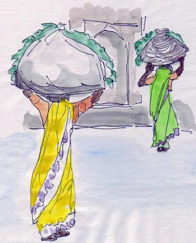 インド見て歩き