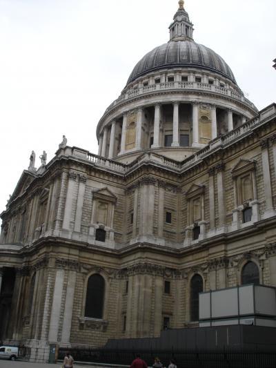 母とイギリス旅行 【ロンドン観光:1日目】