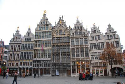 ベルギーのおいしいものを食べる旅(2)~アントワープ