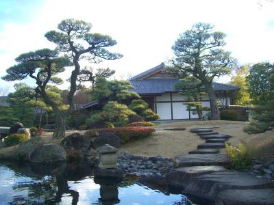 姫路(好古園:日本庭園)