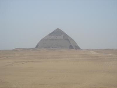 2006 エジプト旅行(ダフシュール編)