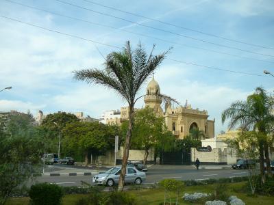 ふたりのエジプト8日間:カイロ・ギザ?