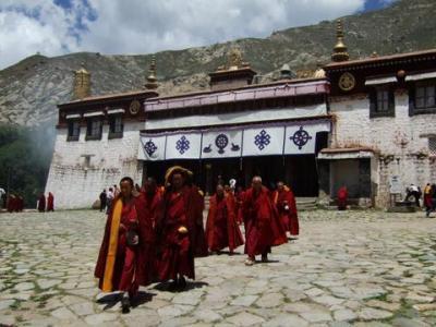 『フウテンのトラ太郎』旅に出る  2007年8月 チベット 苦行編  8/12 ?