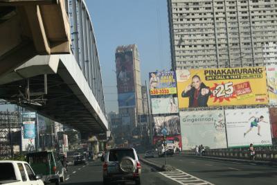 フィリピン感傷旅行2007(初日、5、6日目及び、最終日) マニラ編