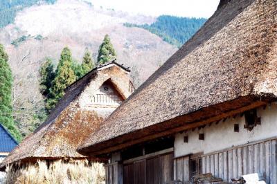 昔の風景/ 在原集落