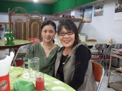 ロンボク島在住  ブログのママハナさん