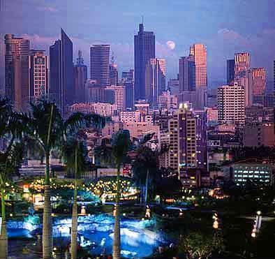 ★1998年2月:マニラ@フィリピンはちょっとExcitingな街♪