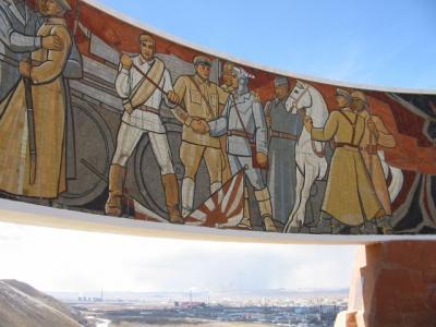 モンゴルの首都ウランバートルと、ホブド地方への旅