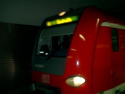 Lisbon→Munichへ 2007.12