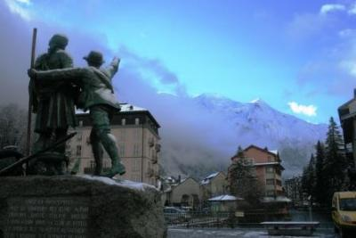 2007.12 冬の「ドイツ・スイス・フランス」9日間【8】…モンブラン観光で予定外のシャモニー編