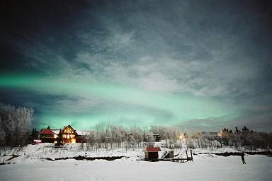 2007冬 カナダオーロラの旅-2