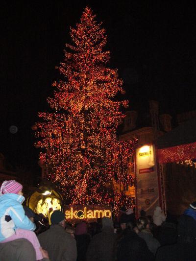 12月のプラハ♪