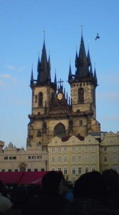 中欧4ヶ国周遊 8日間の旅日記 ~プラハ・ブラチスラヴァ・ブダペスト・ウィーン~ <2日目>