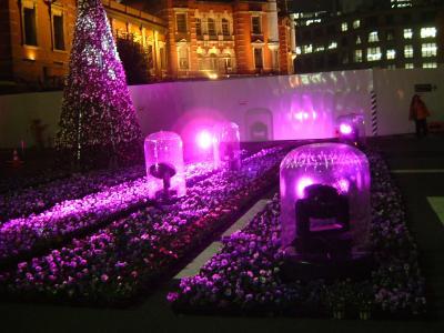「光都東京 LIGHTOPIA 2007」丸の内近辺