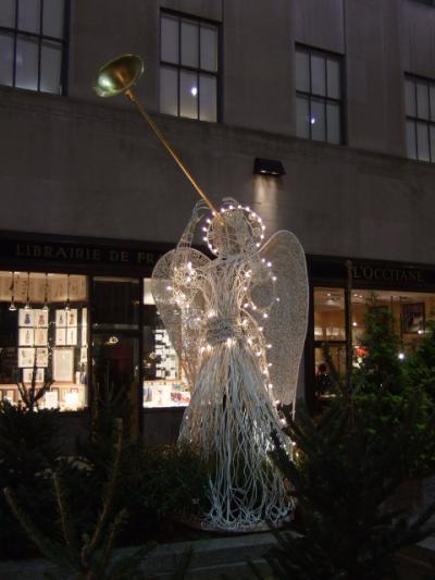 NYのクリスマス