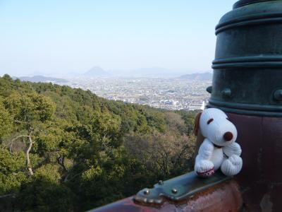 こんぴらさん詣で&徳島県の滝紀行《その2》金刀比羅宮編