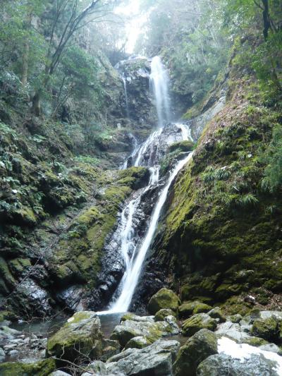 こんぴらさん詣で&徳島県の滝紀行《その3》日本の滝百選・雨乞の滝