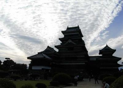 2007.10.13松本市内観光(同級会を前に)