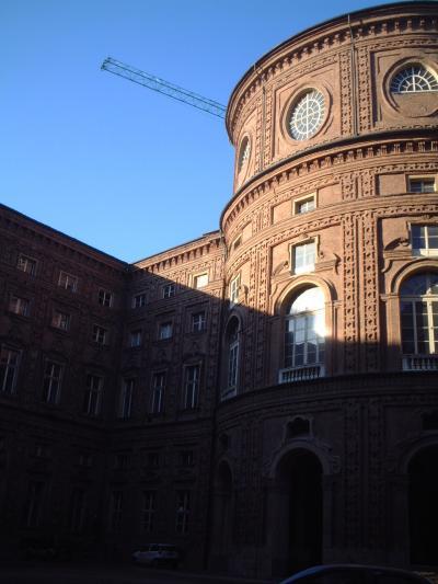 優雅なトリノ 200712トリノと王道の街②