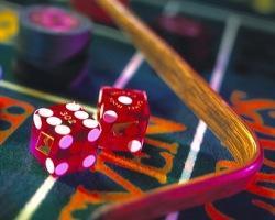 ラスベガスのカジノ体験/クラップスに挑戦